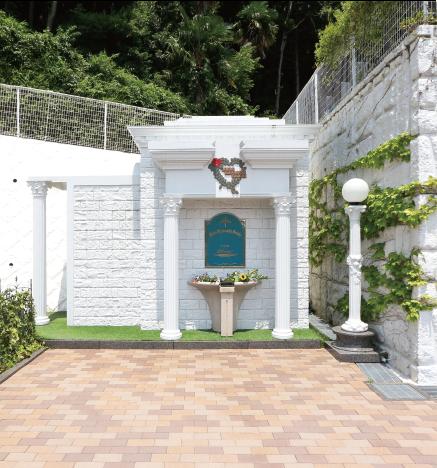 永代供養墓リリーフの埋葬スタイル