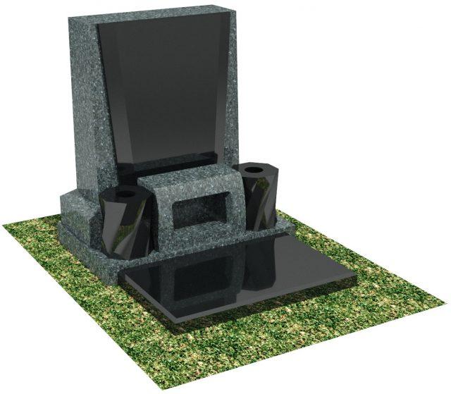 限定見本墓 はなみずき聖地 芝生124